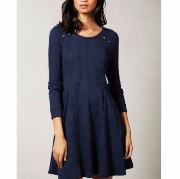 Anthropologie Dresses & Skirts - E by Eloise Chiara Thermal Knit Dress